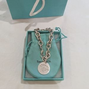 Tiffany .925 Sterling Silver Bracelet